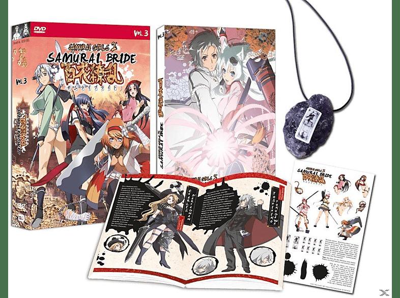 Samurai Girls 2 - Volume 3 [DVD]