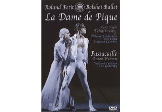 Orchestra of the State Academic Bolshoi Theatre, Vladimir Andropov - La Dame De Pique / Passacaille - (DVD)