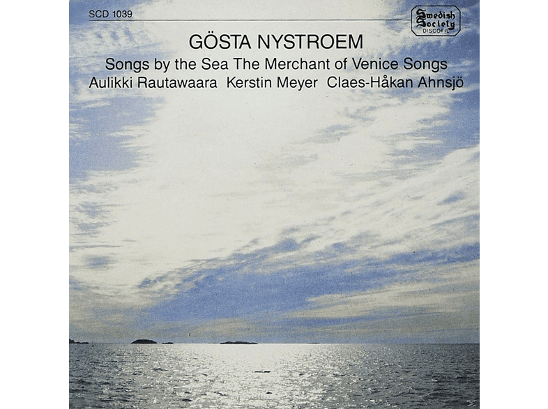 Swedish Radio Symphony Orchestra, Aulikki Rautawaara, Kerstin Meyer, Jan Eyron, Thomas Schuback - Songs By The Sea [CD]