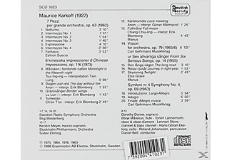 Westerberg, Meyer, Ehrling - 7 Pezzi/Chinese Impressions/Vision/+  - (CD)