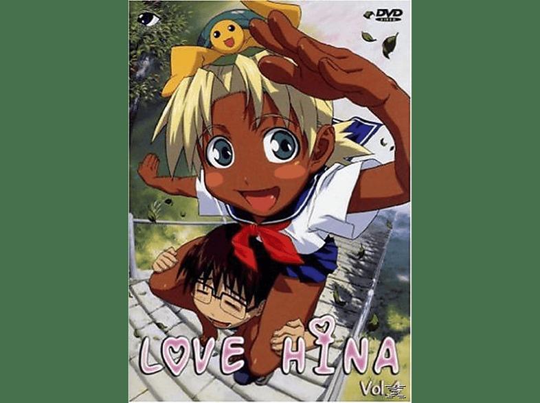 Love Hina - Vol. 4  [DVD]