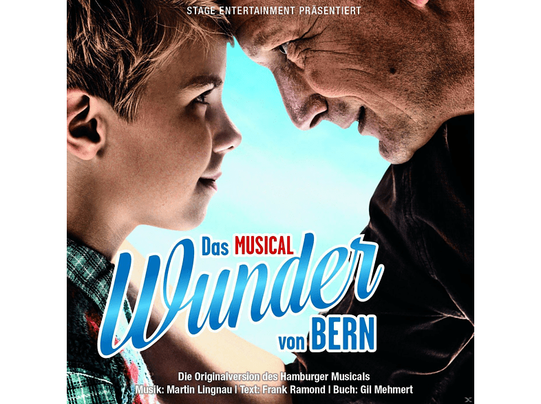 VARIOUS - Wunder Von Bern-Das Musical [CD]