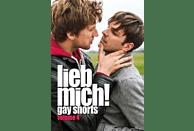 LIEB MICH! - Gay Shorts Volume 4 [DVD]