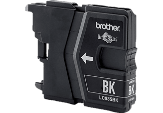 BROTHER LC985BK BLACK - Tintenpatrone (Schwarz)