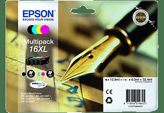 EPSON Original Tintenpatrone mehrfarbig (C13T16364010)