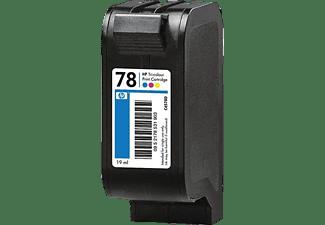 HP Tintenpatrone 78 Colour C6578D