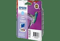 EPSON Original Tintenpatrone Kolibri Light Cyan (C13T08054011)