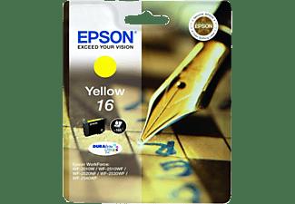 EPSON Original Tintenpatrone Gelb (C13T16244010)