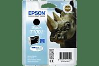 EPSON Original Tintenpatrone Nashorn Schwarz (C13T10014010)