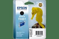 EPSON Original Tintenpatrone Seepferd Schwarz (C13T04814010)