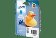 EPSON Original Tintenpatrone Cyan (C13T05524010)