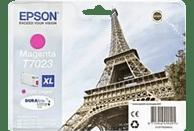 EPSON Original Tintenpatrone Eiffelturm Magenta (C13T70234010)
