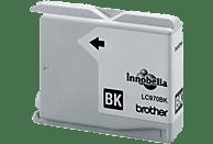 BROTHER Original Tintenpatrone Schwarz (LC-970BK)