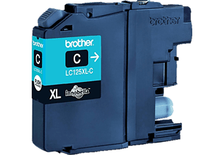 BROTHER LC 125 XLC - Tintenpatrone (cyan)