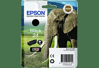 EPSON Original Tintenpatrone Schwarz (C13T24214010)