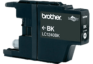 BROTHER LC1240BK - Cartuccia di inchiostro (Nero)