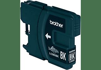 BROTHER LC-980BK Tintenpatrone Schwarz (LC-980BK)