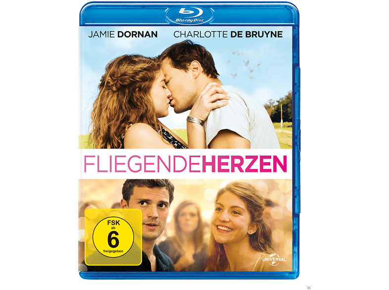 Fliegende Herzen [Blu-ray]