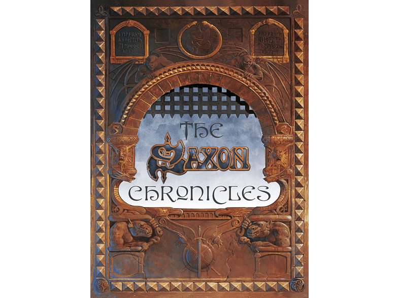 Saxon - The Saxon Chronicles [DVD]