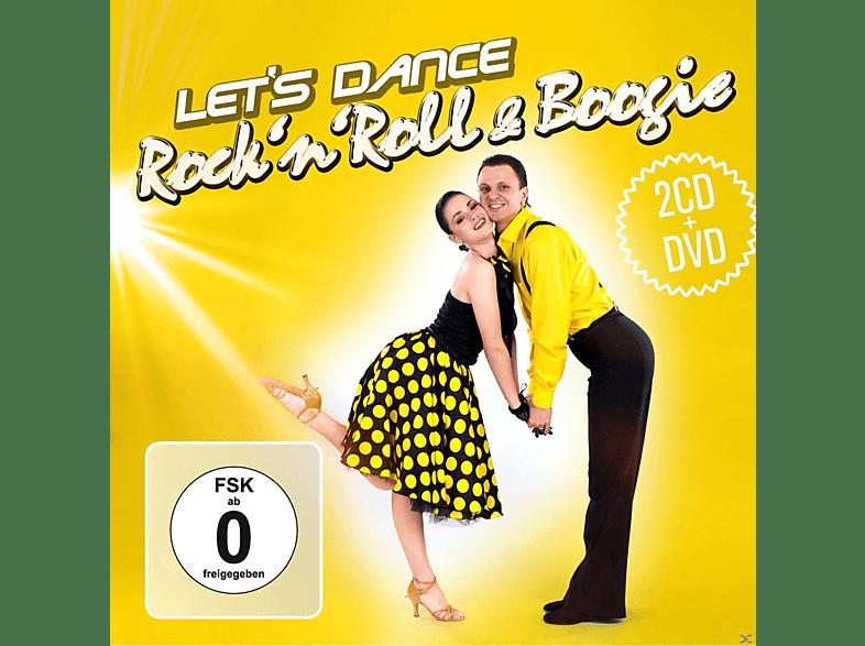 VARIOUS - Rock'n Roll & Boogie - Let's Dance [CD + DVD]