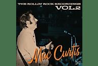 Mac Curtis - The Rollin Rock Recordings Vol.2 [CD]