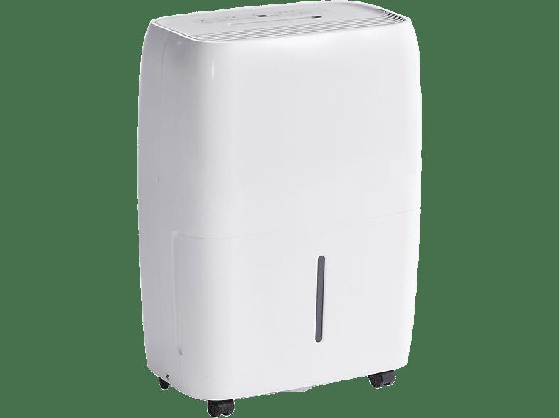 COMFEE 1665523 DG 30 Power Luftentfeuchter Weiß (, Entfeuchterleistung: 30 l/d, Raumgröße: 180 m³)
