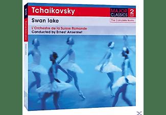 L'orchestre De La Suisse Romande - Swan Lake  - (CD)