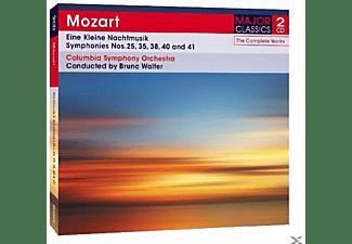 Columbia Symphony Orchestra - Eine Kleine Nachtmusik - Symphonies 25,35,38,40 & 41  - (CD)