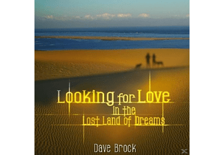 Dave Brock - Looking For Love In The Lost Land Of Dreams - (Vinyl)