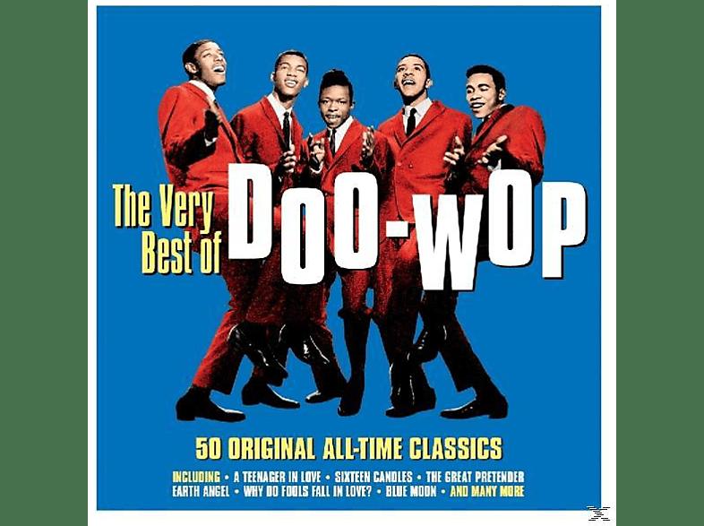 VARIOUS - Very Best Of Doo Wop [CD]