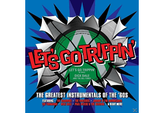 VARIOUS - Let's Go Trippin'  - (CD)