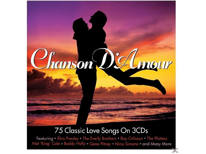 VARIOUS - Chanson D'amour [CD]