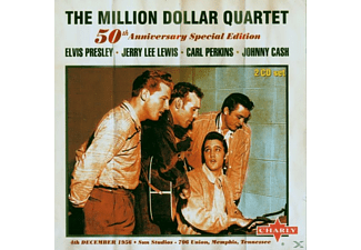 VARIOUS, The Million Dollar Quartet - Million Dollar Quartet-50th - (CD)