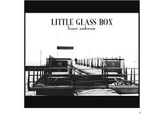 Fraser Anderson - Little Glass Box - (CD)