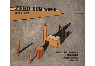 Ant Law - Zero Sum World - (CD)