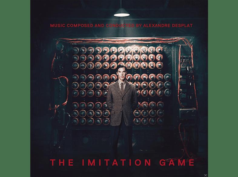 Alexandre Desplat - The Imitation Game [CD]