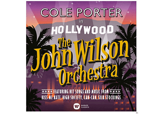 John Wilson Orchestra - Cole Porter In Hollywood - (CD)