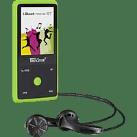 TREKSTOR 79624 i.Beat move BT Mp3-Player (8 GB, Mamba Grün)