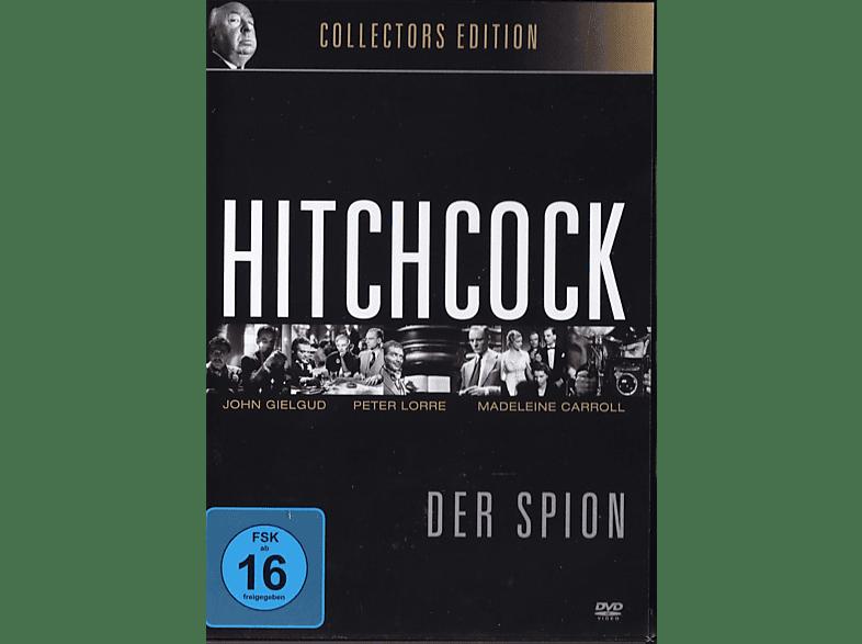 Alfred Hitchcock: Der Spion [DVD]