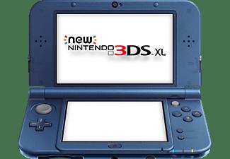 Consola - Nintendo New 3DS XL, Azul Metálico
