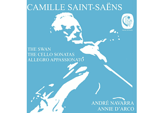Andre Navarra, Annie D' Arco - The Swan/Sonata For Violoncello & Piano Nr.Op.32 - (CD)