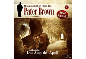 Pater Brown - Pater Brown 006 - Das Auge des Apoll  - (CD)