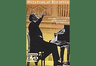 Richter Svjatoslav - Richter Plays Schumann & Russians  - (DVD)