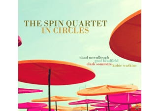 The Spin Quartet - In Circles  - (CD)