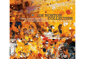 Jim Norton Collective - Time Remembered-Compositions Of Bill Evans  - (CD)