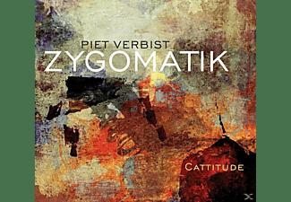 Piet Verbist - Zygomatik  - (CD)
