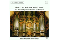Hans Juergen Kaiser - Orgelmusik Der Romantik [CD]