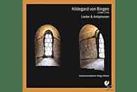 Instrumentalkreis Helga Weber - Hildegard Von Bingen: Lieder Und Antipho [CD]
