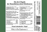 Lehrndorfer Franz - Die Drei Orgeln Der Benediktin [CD]