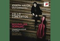 Hornung,M./Kammerakademie Potsdam/Manacorda,A. - Cellokonzerte 1 & 2/Cellokonzert [CD]